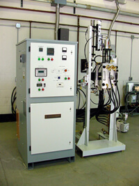 Example of a Vacuum Furnace