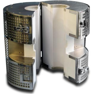 Example of a Split Furnace